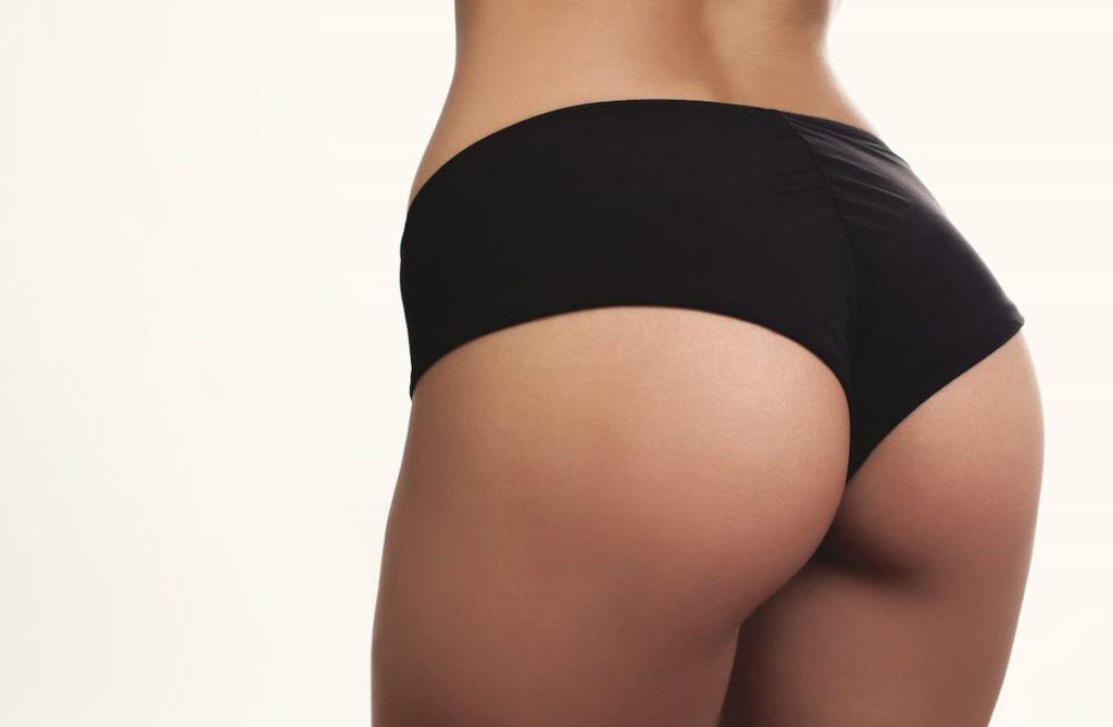 Buttocks shape